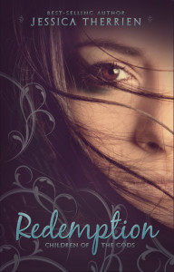 Redemption First Edition Cover