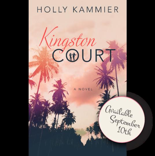 Kingston Court Cover
